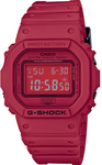 Японские часы Casio G-shock Red Out DW-5635C-4E