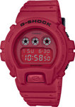 Японские часы Casio G-shock Red Out DW-6935C-4E